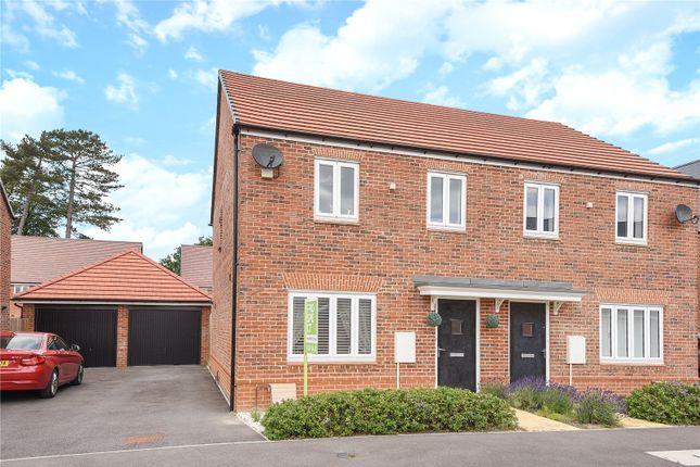 3 bed semi-detached house for sale in Samborne Drive, Wokingham, Berkshire