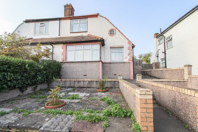 Thumbnail Semi-detached house to rent in Mollison Way, Queensbury, Edgware, London