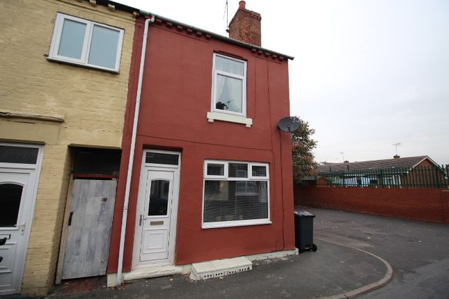 Thumbnail End terrace house to rent in Wood Street, Mexborough