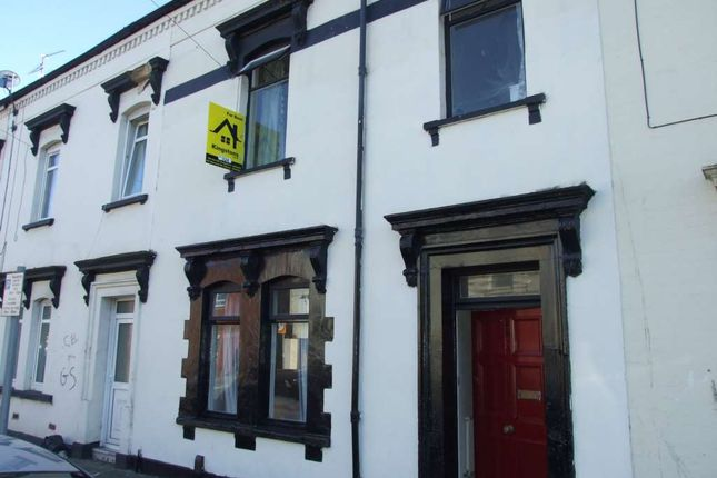 Thumbnail Terraced house to rent in Moira Place, Adamsdown, Cardiff
