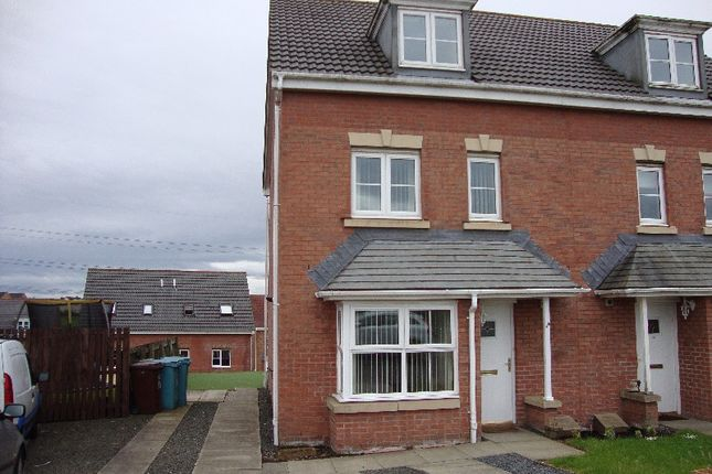 Thumbnail Semi-detached house to rent in Hopepark Drive, Cumbernauld, North Lanarkshire