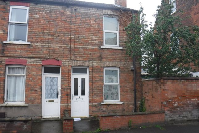 2 bed end terrace house to rent in Beaufort Street, Gainsborough DN21