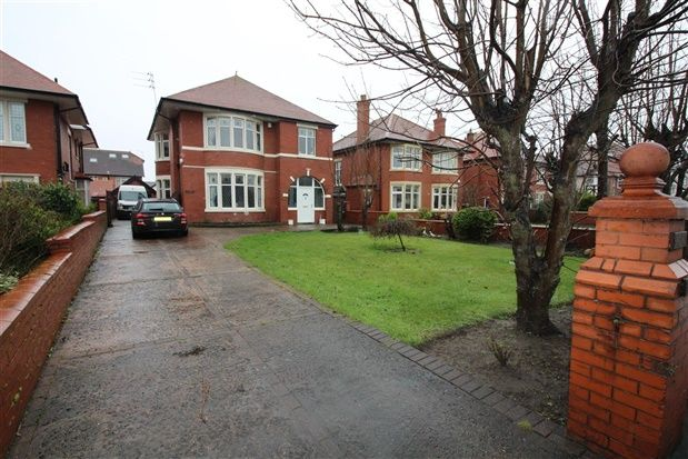 Thumbnail Property for sale in Clifton Drive South, Lytham St. Annes