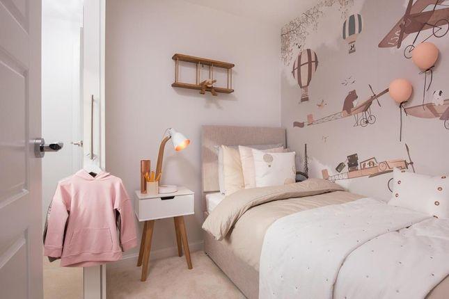 """Bedroom 4 of """"Alderney"""" at Shackleton Close, Whitby YO21"""