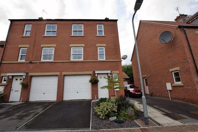 3 bed semi-detached house for sale in Heather Court, Norton, Malton