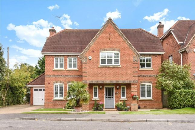 Thumbnail Detached house for sale in Hope Fountain, Camberley