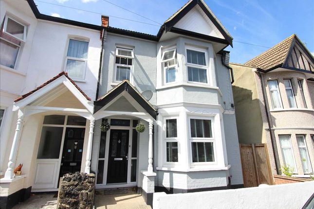 Thumbnail End terrace house to rent in Beedell Avenue, Westcliff-On-Sea