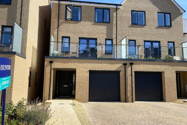 Thumbnail Town house for sale in Graham Edge, Dursley