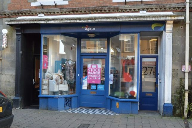 Thumbnail Property to rent in High Street, Shaftesbury