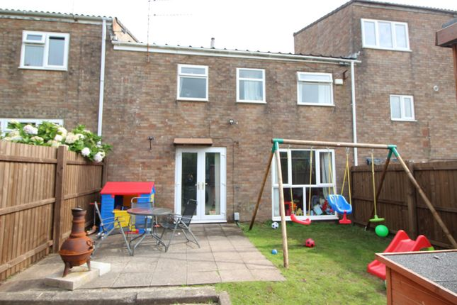 Thumbnail Terraced house for sale in Wool Pitch, Greenmeadow, Cwmbran