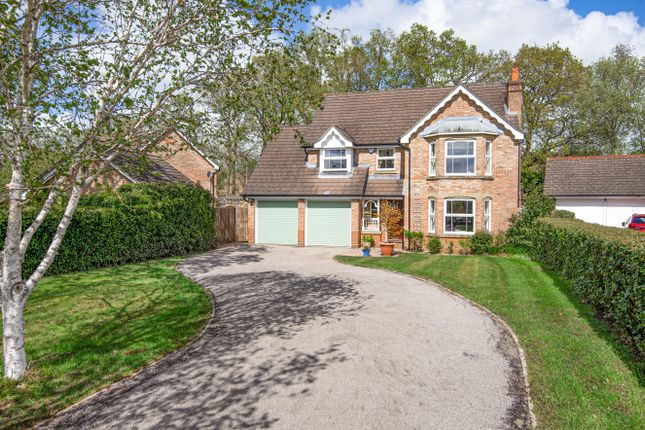 4 bed detached house for sale in St. Vigor Way, Colden Common, Winchester SO21