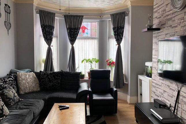 Thumbnail Terraced house for sale in Clitheroe Road, Longsight, Manchester