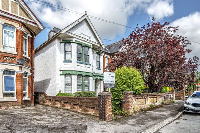 Thumbnail Semi-detached house for sale in Thornbury Avenue, Shirley, Southampton