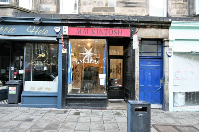 Thumbnail Commercial property for sale in Roseneath Street, Marchmont, Edinburgh