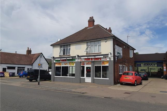 Thumbnail Restaurant/cafe for sale in 28-30 High Street, Kempston, Bedford, Bedfordshire