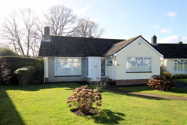3 bed detached bungalow for sale in Dunbar Crescent, Highcliffe, Christchurch, Dorset