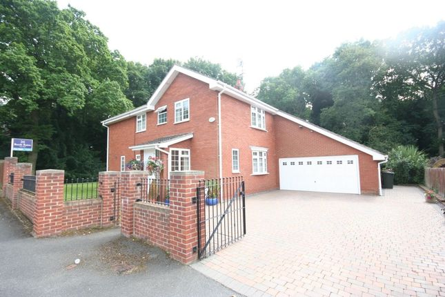 Thumbnail Detached house for sale in Bridge Court, Normanby, Middlesbrough