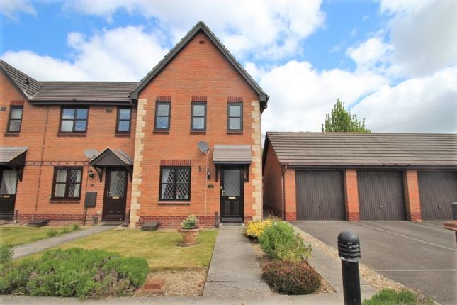 3 bed end terrace house to rent in Penhow Mews, Celtic Horizons, Newport