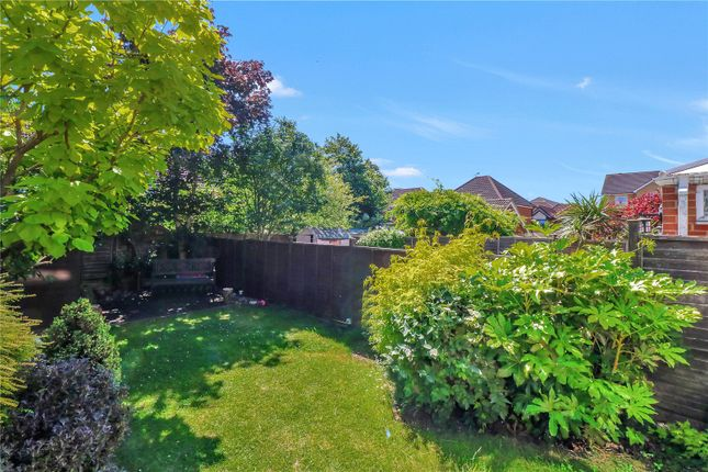 Garden of Merlin Way, Leavesden, Watford WD25