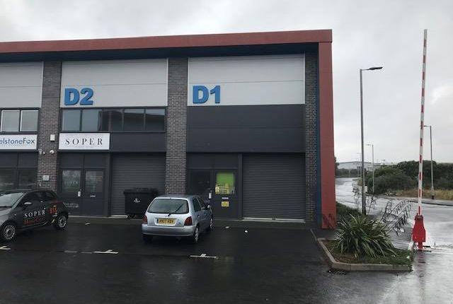 Thumbnail Light industrial to let in D1, Apollo Court, Neptune Park, Plymouth