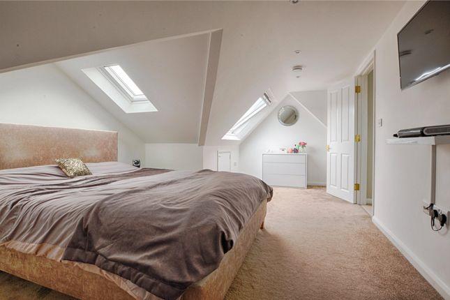 Master Bedroom of The Carpenters, Bishop's Stortford CM23