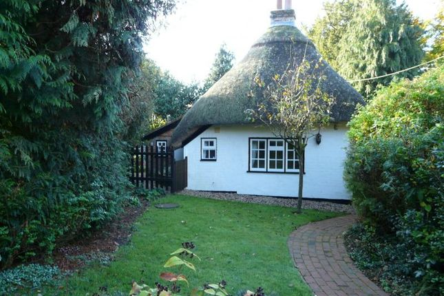 Thumbnail Cottage for sale in Kintbury Road, Inkpen