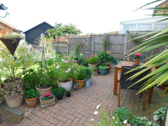 Rear Garden of Monkdown, Downswood, Maidstone, Kent ME15