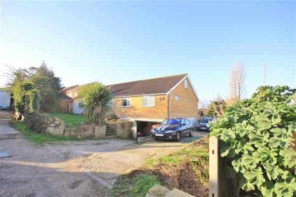 Thumbnail Bungalow for sale in Curtis Road, Parkstone, Poole