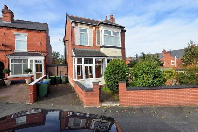Thumbnail Detached house for sale in Wigorn Road, Bearwood, Smethwick
