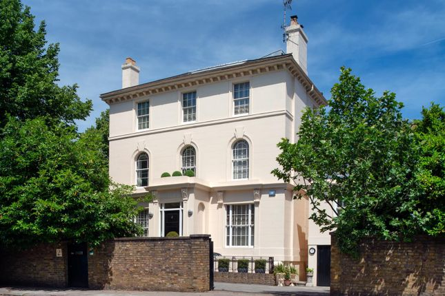 Thumbnail Detached house for sale in Prince Albert Road, Regents Park, London
