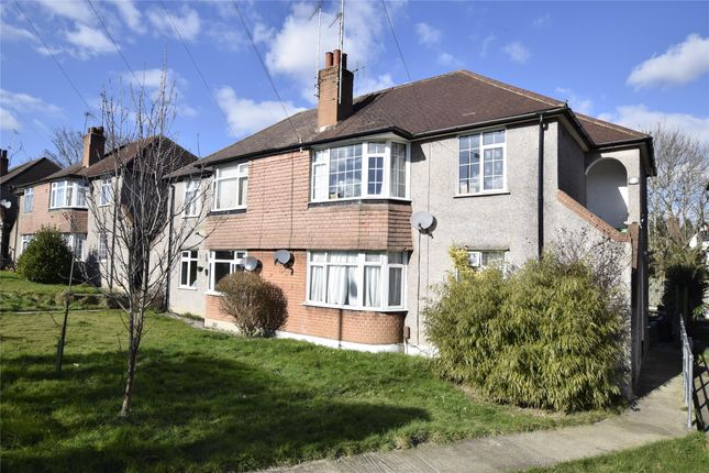 Thumbnail Maisonette to rent in Cray Valley Road, Orpington, Kent