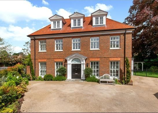 Thumbnail Detached house for sale in Pinehurst Place, Winchester, Hampshire