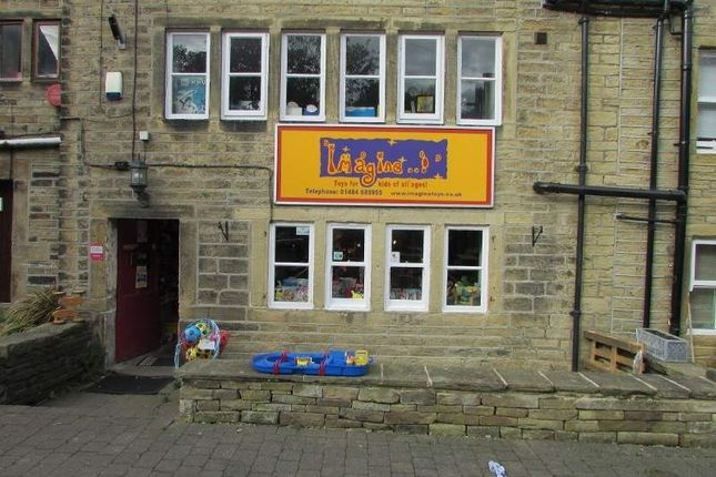 Retail premises to let in 13 Norridge Bottom, Holmfirth