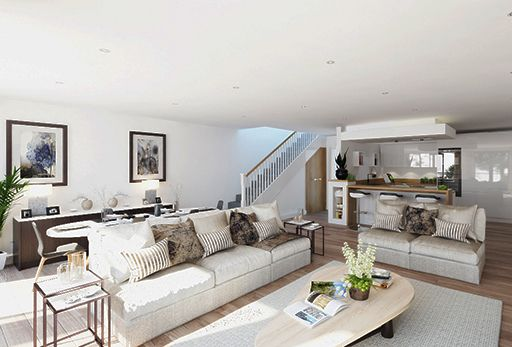 "Thumbnail Terraced house for sale in ""Long Cairn"" at Old Lang Stracht, Kingswells, Aberdeen"