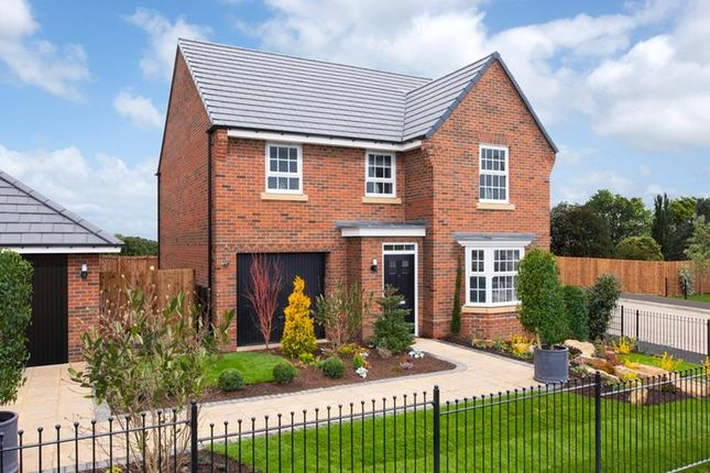 "Thumbnail Detached house for sale in ""Millford"" at Heathfield Lane, Birkenshaw, Bradford"