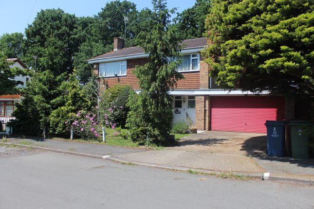Thumbnail Detached house for sale in Ross Close, Harrow