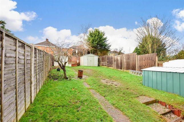 Thumbnail Semi-detached house for sale in Castleton Avenue, Barnehurst, Kent