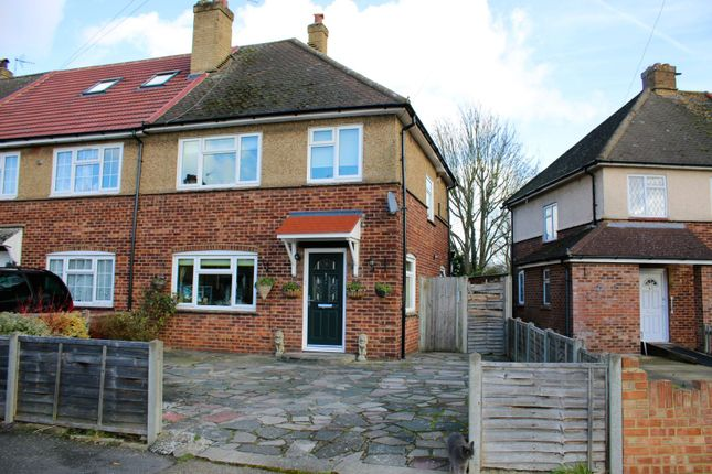 Front of Chestnut Close, Hayes UB3