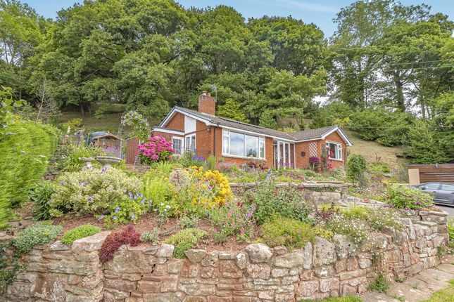 Thumbnail Detached bungalow for sale in Vowchurch, Hereford