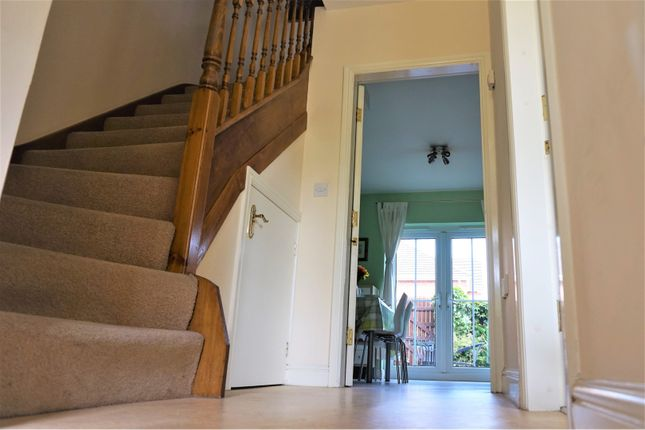 Staircase of Beech Drive, Whalley BB7