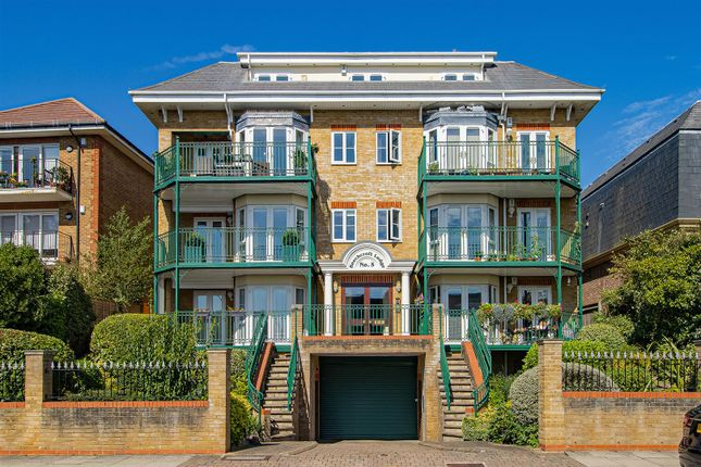 Thumbnail Flat for sale in Beechcroft Lodge, Crescent Road