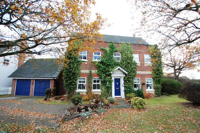 Thumbnail Detached house for sale in Oak Road, Tiptree, Colchester
