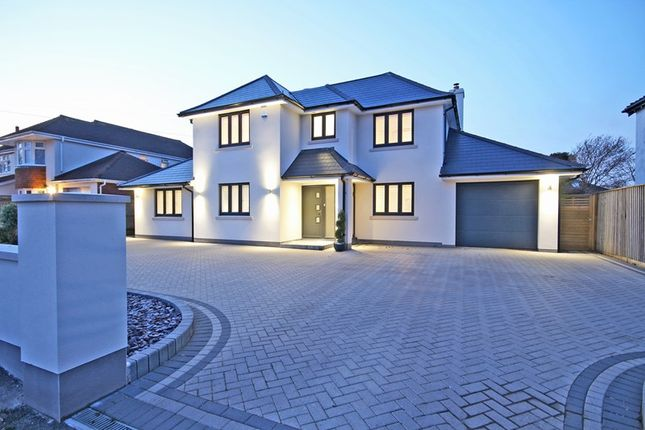 Thumbnail Detached house for sale in Chestnut Avenue, Barton On Sea, New Milton