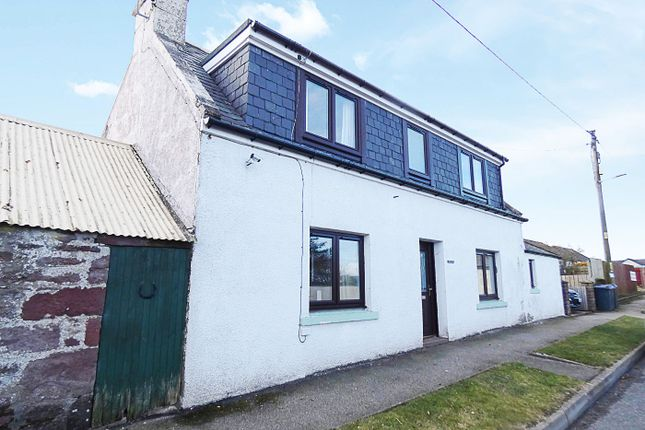 Thumbnail Detached house for sale in Main Street, Garmond, Aberdeenshire