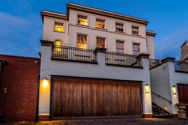 Semi-detached house for sale in The Ropewalk, The Park, Nottingham