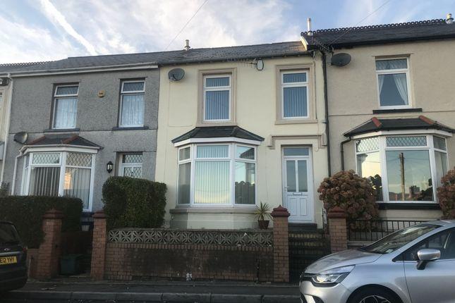 Thumbnail Terraced house to rent in Awelfryn Terrace, Penydarren