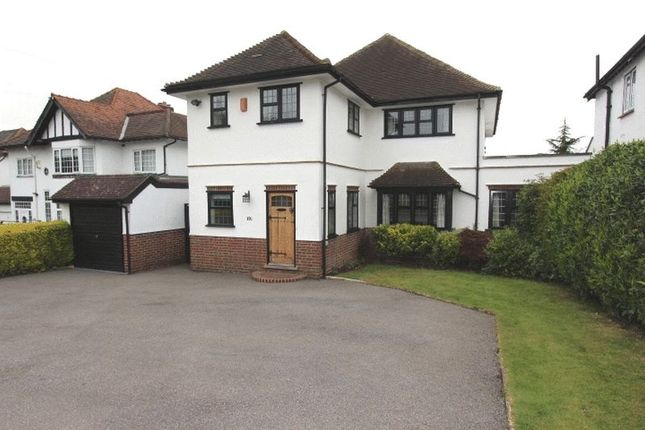 Thumbnail Detached house for sale in Banstead Road, Carshalton