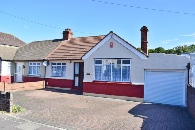 Thumbnail Semi-detached bungalow for sale in Brooklands Avenue, Sidcup, Kent