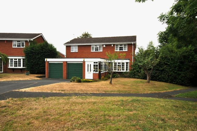 Thumbnail Detached house for sale in Knightsbridge Crescent, Stirchley, Telford, Shropshire