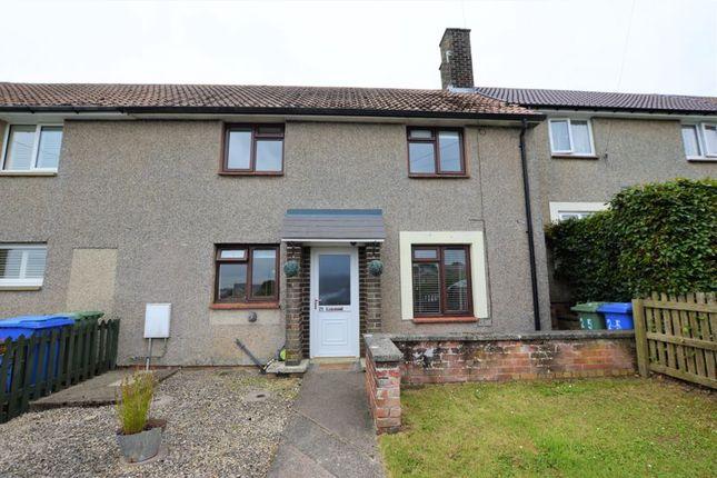 2 bed terraced house for sale in Farne Road, Shilbottle, Alnwick NE66